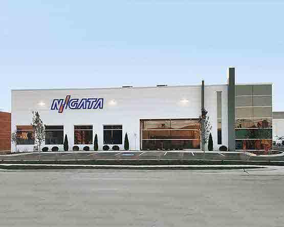 New NIIGATA building in US
