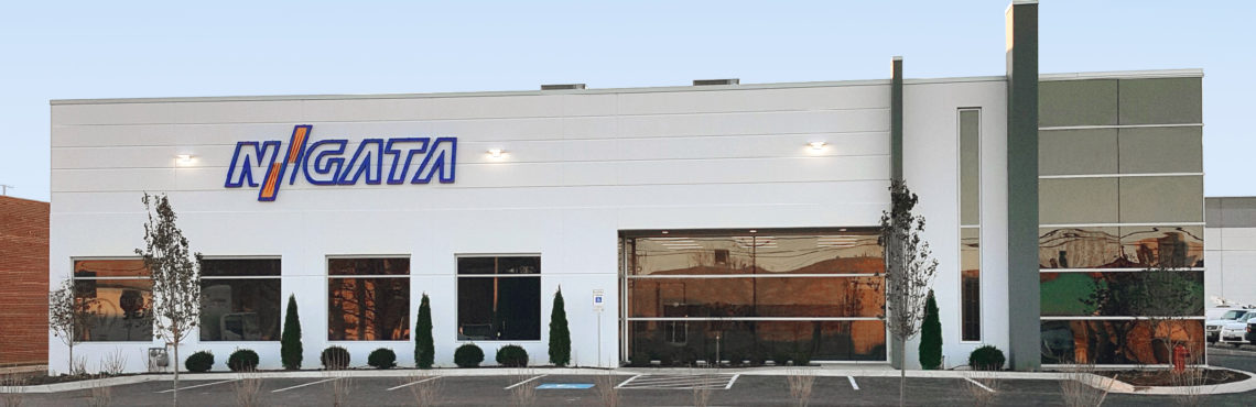 Niigata Announces New North American Headquarters