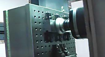 Niigata HN80D-II Face Milling Process 160