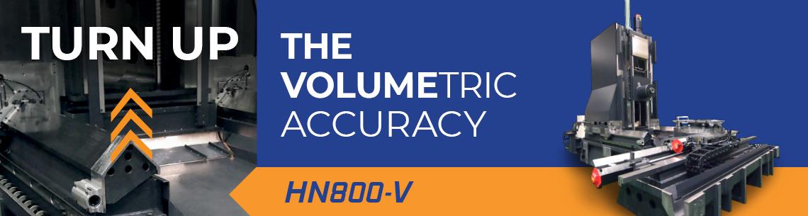 New HN800-V High-Speed Jig Borer Machining Center